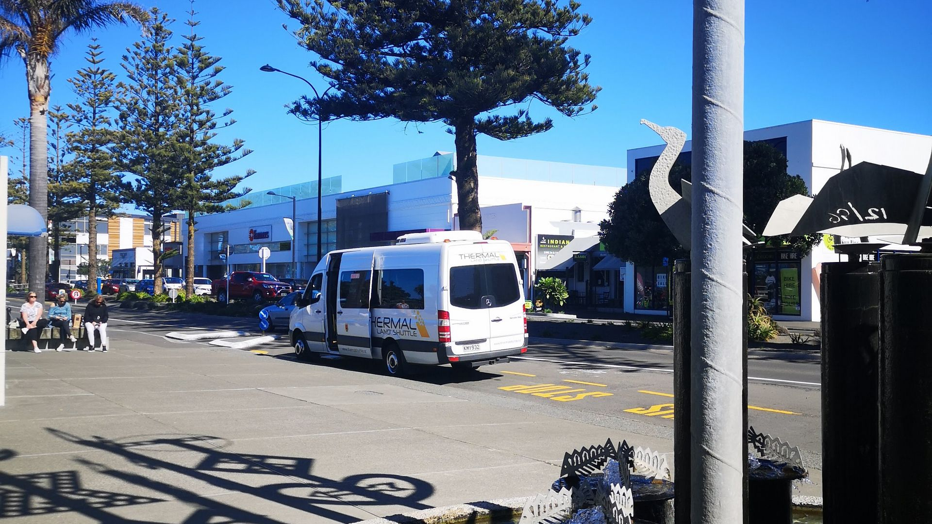 Thermal Land Shuttle Charter
