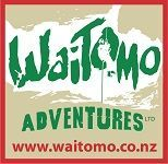 Waitomo Adventures Logo