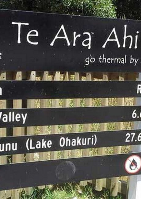 Waiotapu Green Lake - Thermal Land Shuttle